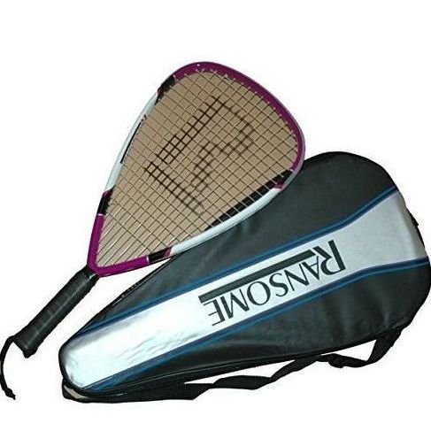 raqueta racquetball ransome r1 power